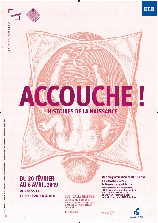 Exposition Accouche ! Histoires de la naissance