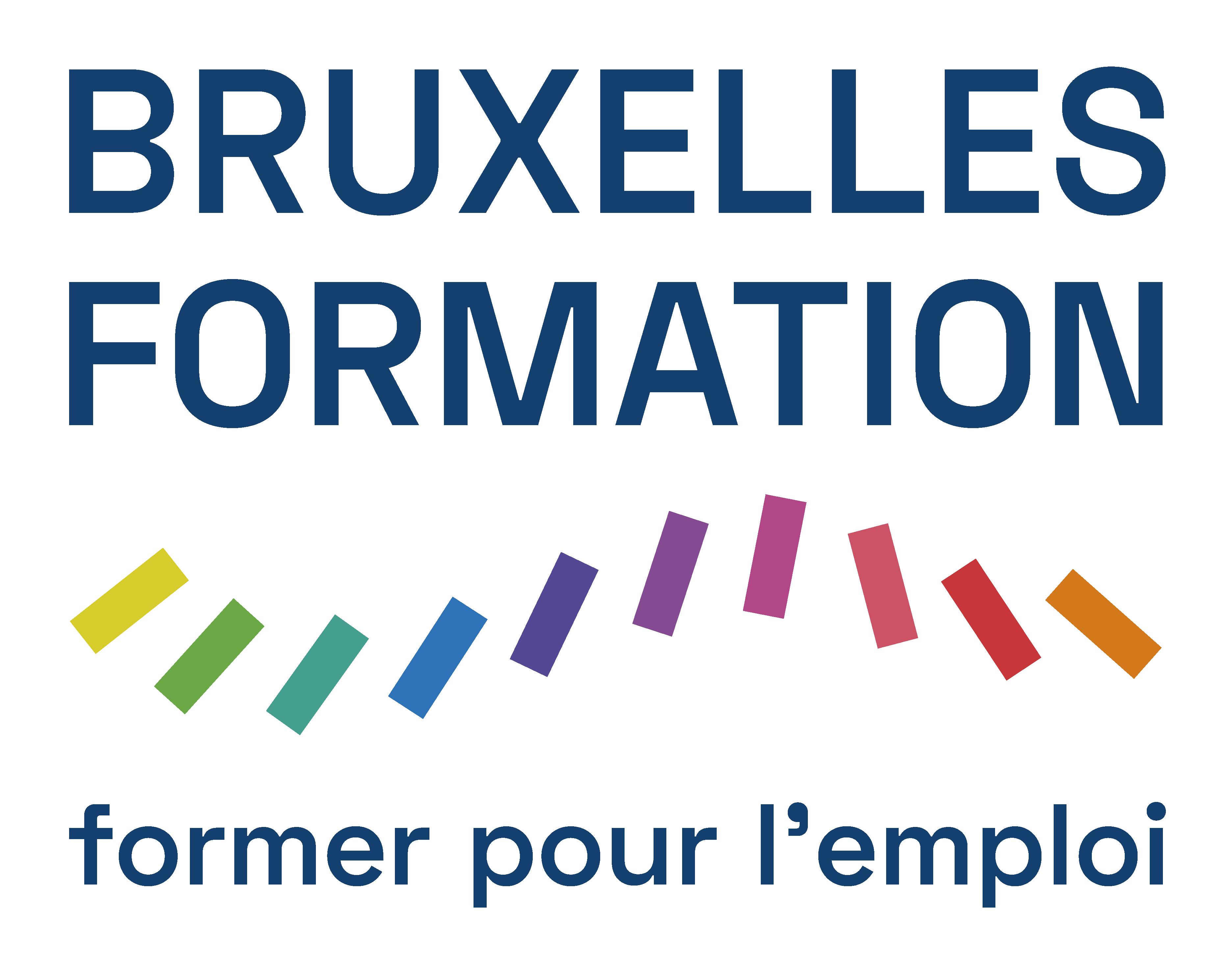 logo Bruxelles formation