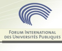 Logo du Forum international des universités publiques