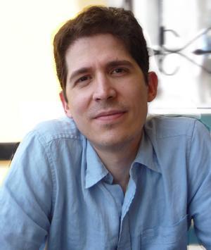 Portrait d'Abel Garcia-Pino