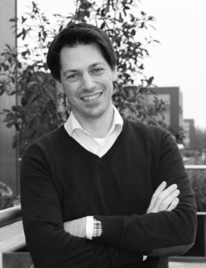 Portrait d'Antoine Gloria