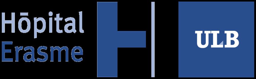 Logo Hôpital Erasme