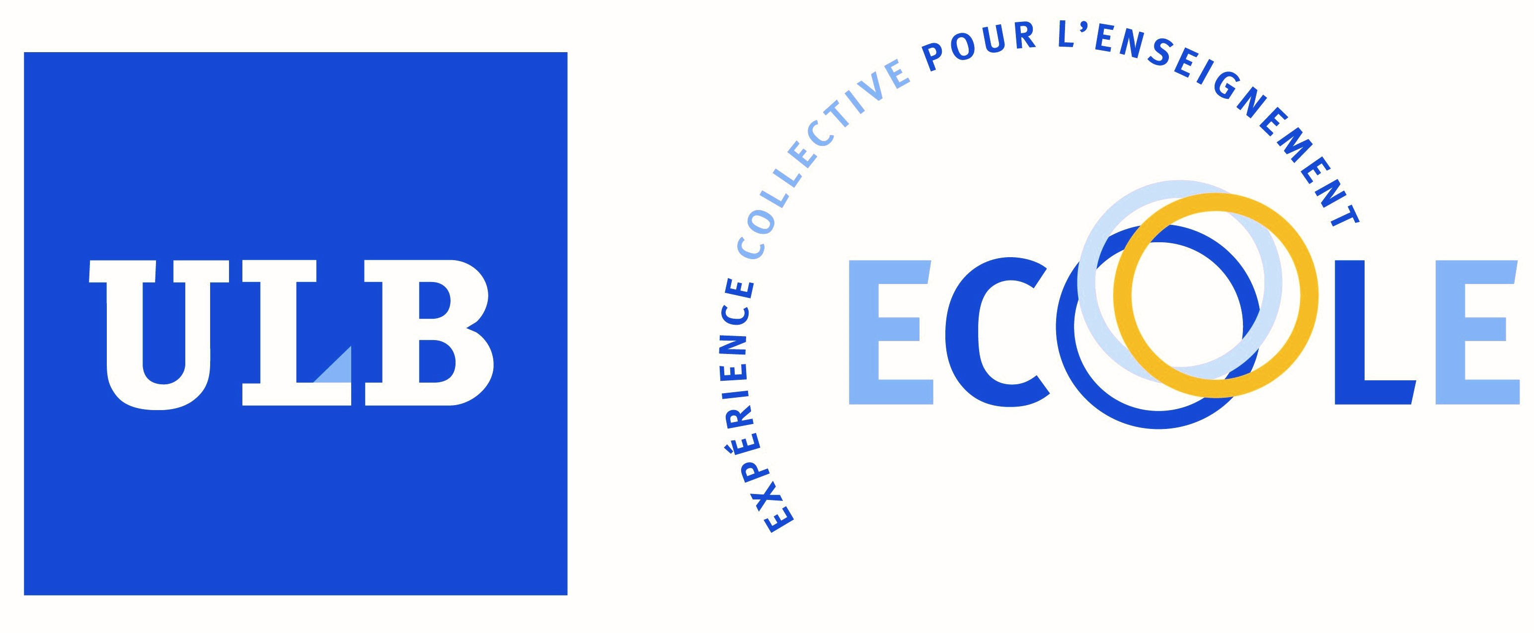 Logo ULB ECOLE