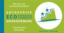 Le campus du Solbosch a été récompensé du label entreprise éco-dynamique.