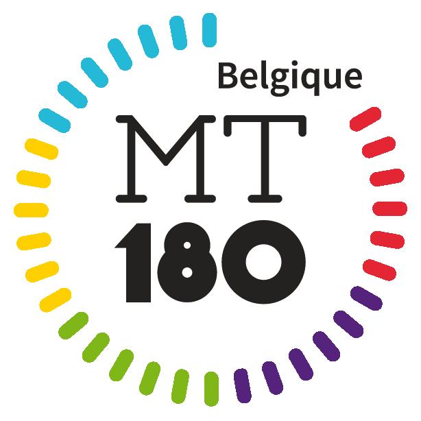 Logo MT180 belgique
