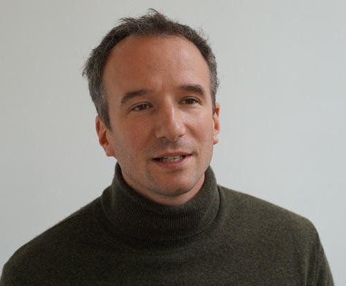 Portrait de Benoit Vanhollebeke